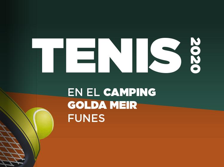 Tenis en Golda Meir