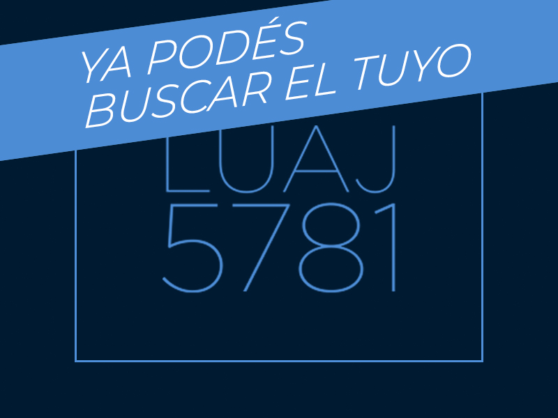 RETIRAR LUAJ 5781