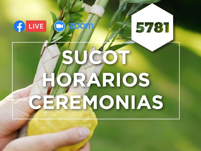 SUCOT - ceremonias online