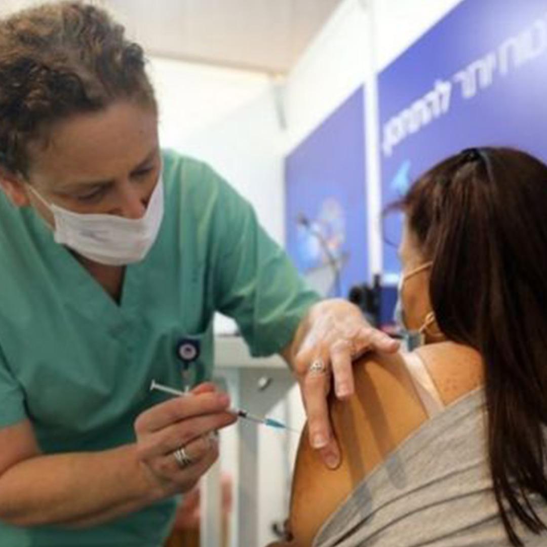 Israel lanza la campaña de vacunación para jóvenes de 12 a 15 años