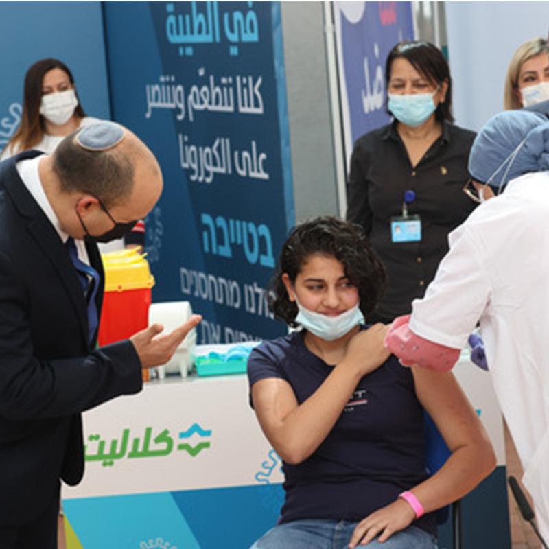 Coronavirus: Israel paga el precio del descuido a los árabes