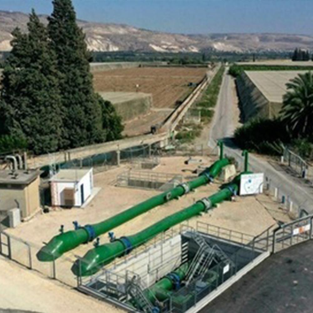 Israel duplicará el suministro de agua a Jordania