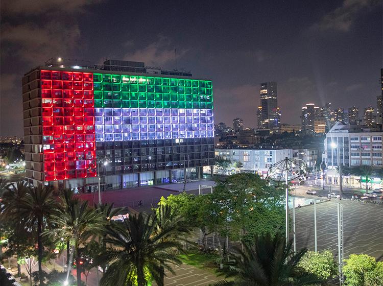 Acuerdo de paz entre Israel y Emiratos Árabes