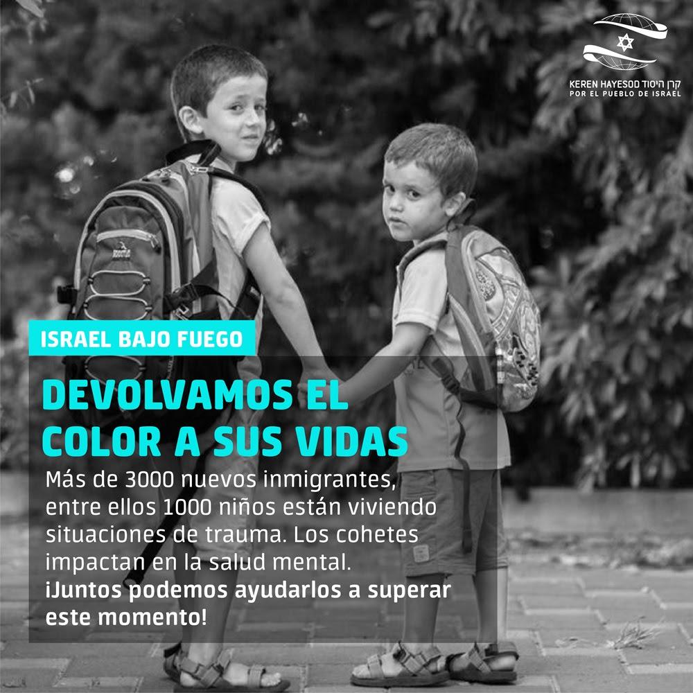 CUJA | Devolvamos el color a sus vidas