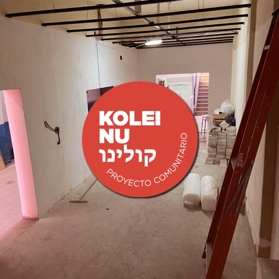 Koleinu | Avance de obras