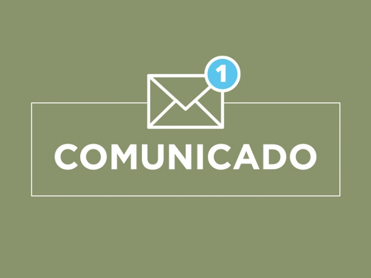 COMUNICADO | 30 de junio